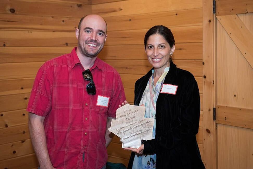 LCH Receives Jim Marvin Award